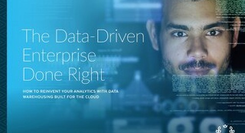 The Data-Driven Enterprise Done Right