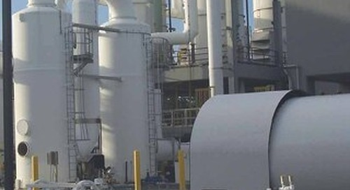 The story of a utility that experienced finished water foul odor and eliminated it