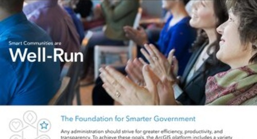 App Guide: Smart Communities are Well Run