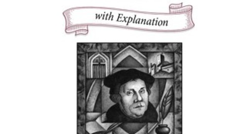 Luther's Small Catechism with Explanation, 2017 Edition Introduction