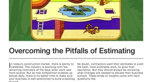 Overcoming the Pitfalls of Estimating