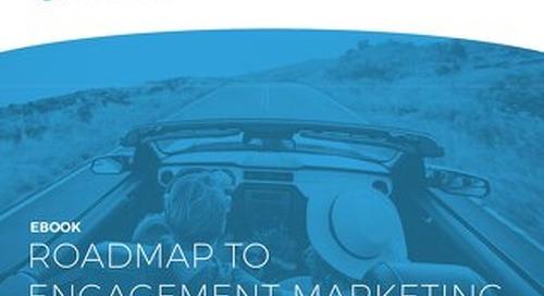 Roadmap to Engagement Marketing ebook