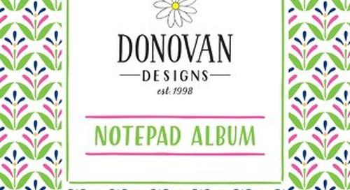 Notepad Album 2018