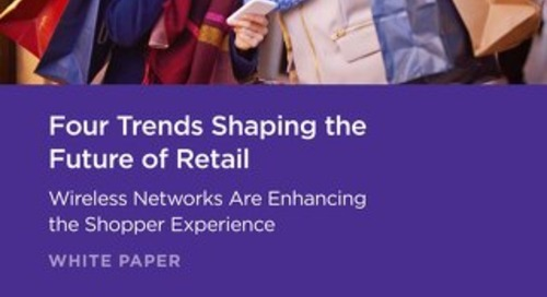 Retail Wireless Trends – White Paper