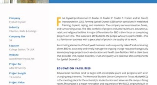 Quality Built Education Facility
