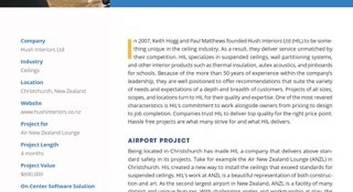 The High Safety Standards of an Airport Project