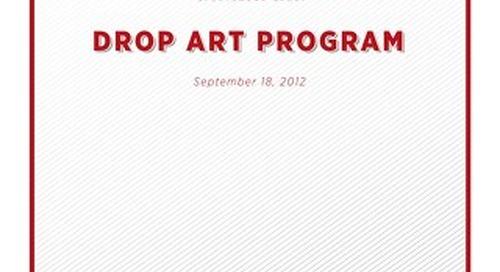 CA - 2013 TRIMARK LOGO DROP ART PROGRAM