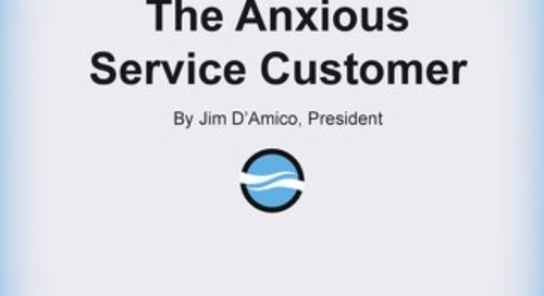 The Anxious Service Customer