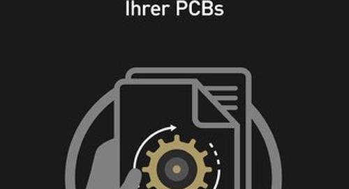 VERWALTUNG DER WORK-IN-PROGRESS-DATEN IHRER PCBS