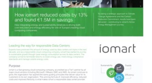 Data Center: iomart
