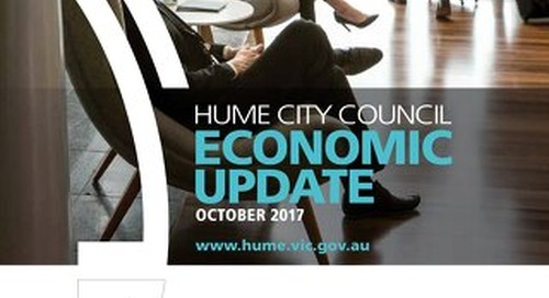 Economic Update October 2017