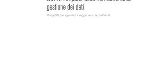 GDPR Italian webinar