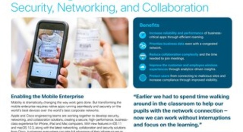 Fast Track the Mobile Enterprise - Update