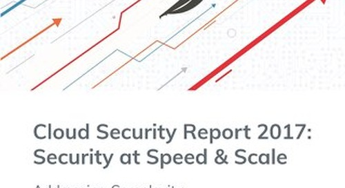 Cloud Security Report: 31% of Businesses Can't Keep Up with Cloud Security