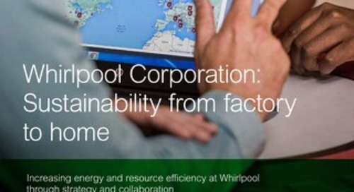 Sustainability at Whirlpool Corporation