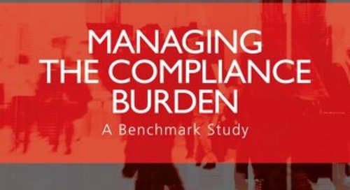 Whitepaper: Managing the Compliance Burden