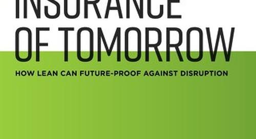 Insurance of Tomorrow Ebook