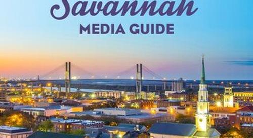 Visit Savannah & Tybee Island Media Guides