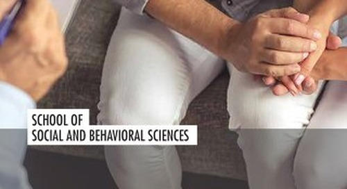 School of Social and Behavioral Sciences View Book 2017/18