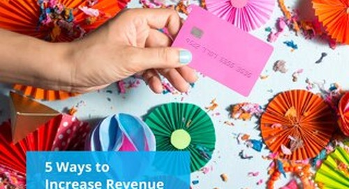 5 Ways to Increase Revenue with Gift Cards