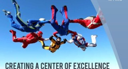 Creating Centers of Excellence for your Salesforce Org