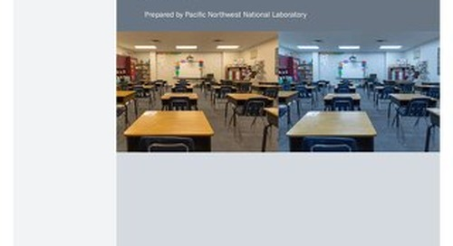 FULL REPORT Department of Energy: Evaluating Tunable Lighting in Three Texas Classrooms