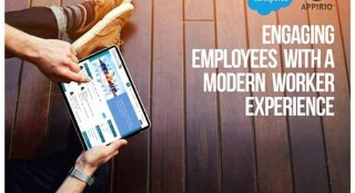 Engaging Employees with a Modern Worker Experience