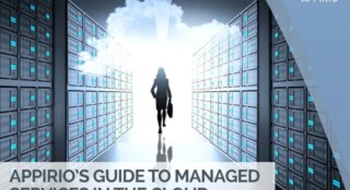 Managed Services in the Cloud