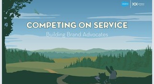 Competing on Service: Building Brand Advocates