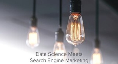 eBook - Data Science Meets Search Engine Marketing