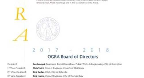 Board Highlights - September 2017