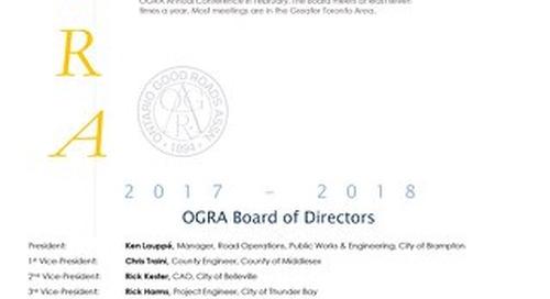Board Highlights - September 2017