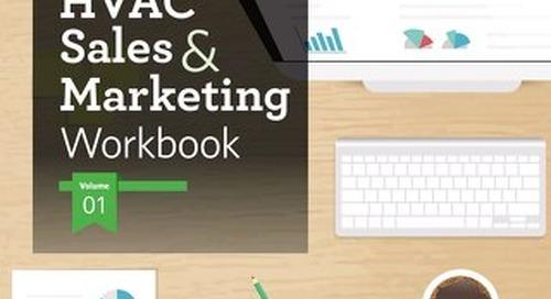 HVAC Sales & Marketing Workbook