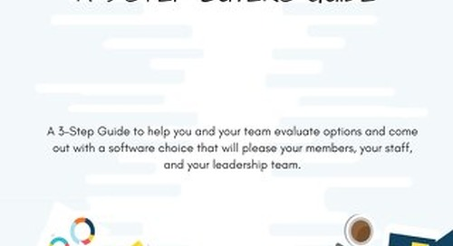 MEMBER MANAGEMENT SOFTWARE BUYER GUIDE