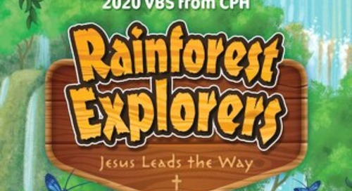Rainforest Explorers Catalog