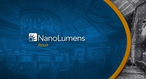 NanoLumens Retail Deck