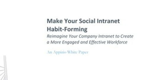 Make Your Social Intranet Habit Forming