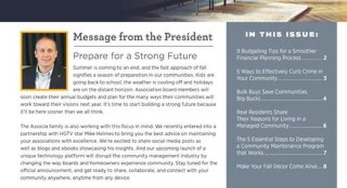 Q3 Associa Newsletter