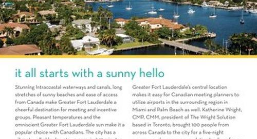 Greater Fort Lauderdale Newsletter 2017