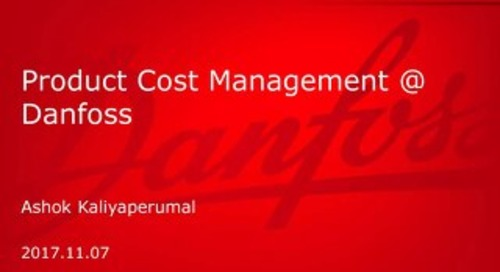 CI India - Danfoss Case Study