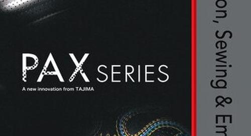 Tajima PAX Brochure