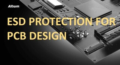 ESD Protection For PCB Design