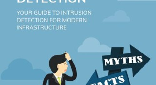 Myth Busting Intrusion Detection