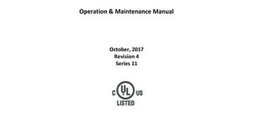 [Manual] CellGard NU-481 Hazardous Drug Class II, Type A2 Biosafety Cabinet