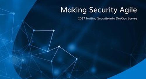 Making Security Agile