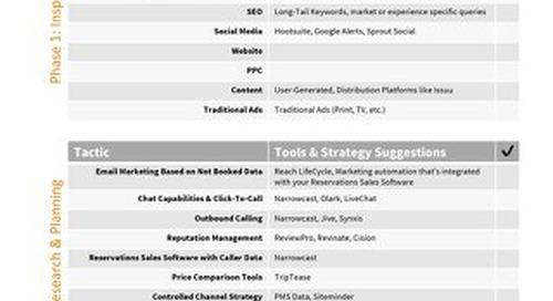 Tech Stack Gap Analysis Worksheet