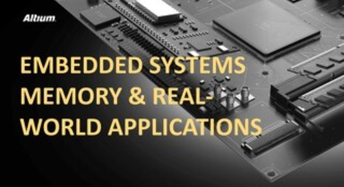 Embedded Systems Memory and Real-World Applications