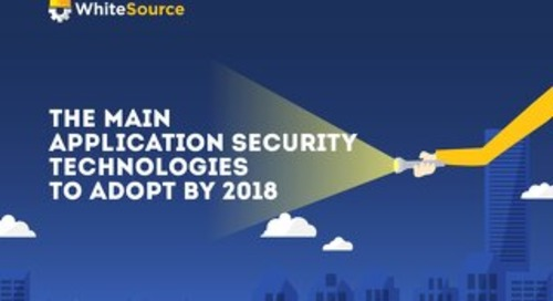 The Main Application Security Technologies to Adopt by 2018