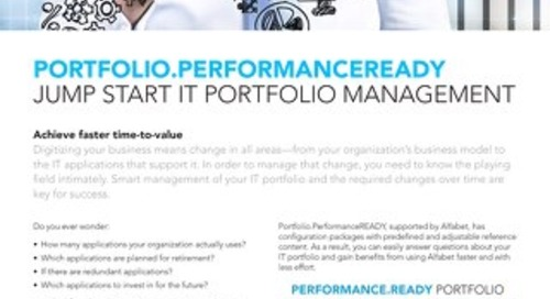 About Portfolio. PerformanceReady
