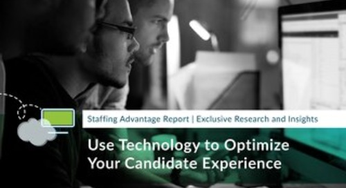 Using Technology To Optimize Your Candidate Experience
